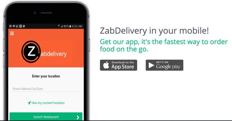แอพ Delivery