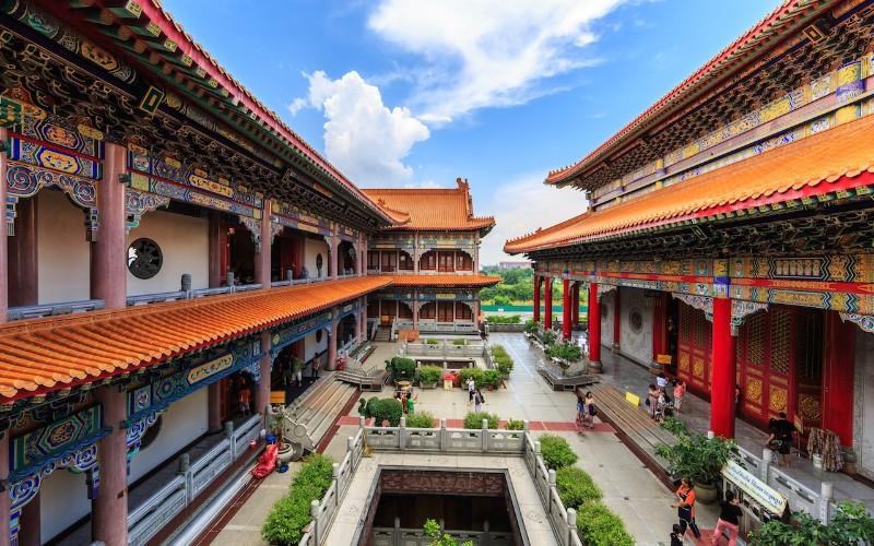 แลนด์มาร์ค Chinese Style