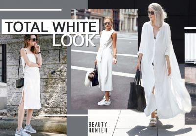 """""""Total White Look"""" แฟชั่นขาวล้วนสวยแพงสะอาดตา!"""
