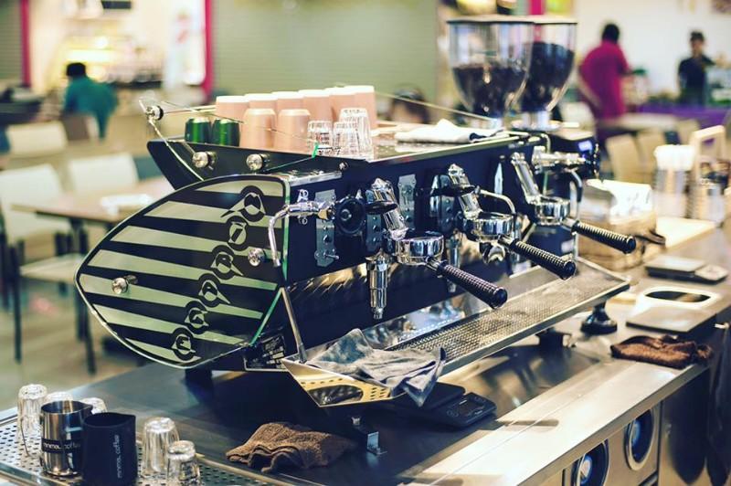 5 ร้านกาแฟเมล็ดคั่วย่านออฟฟิศ