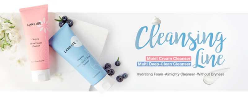 ผลิตภัณฑ์ทำความสะอาดผิวหน้า