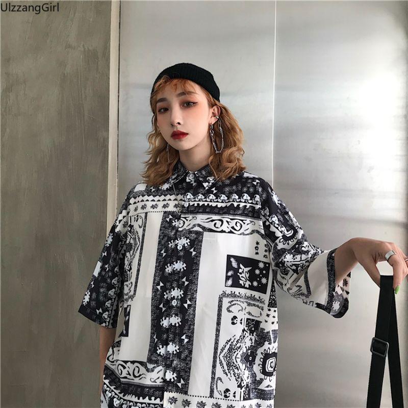 เสื้อยืดผู้หญิง Bandana