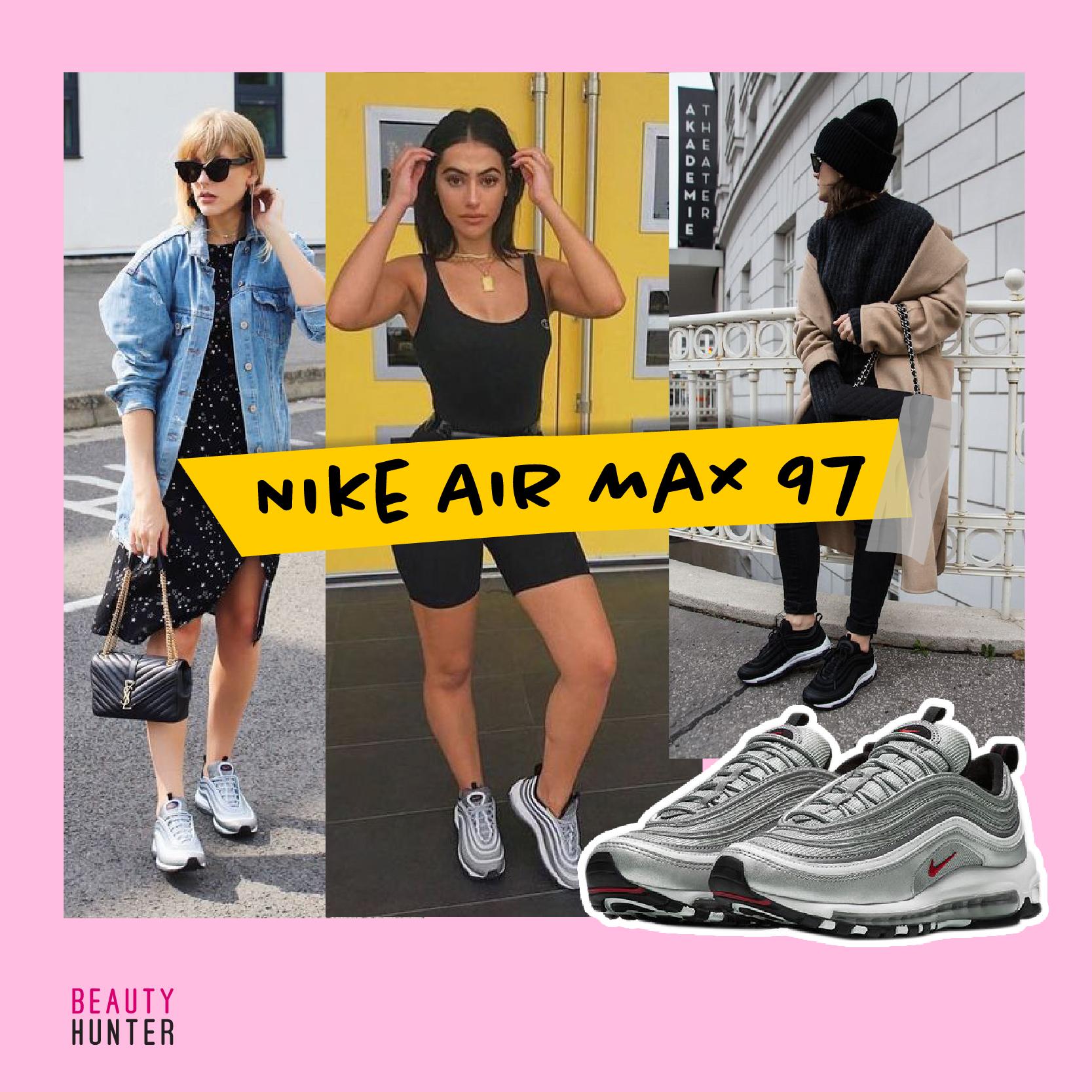 รองเท้าผ้าใบ Nike Air Max97