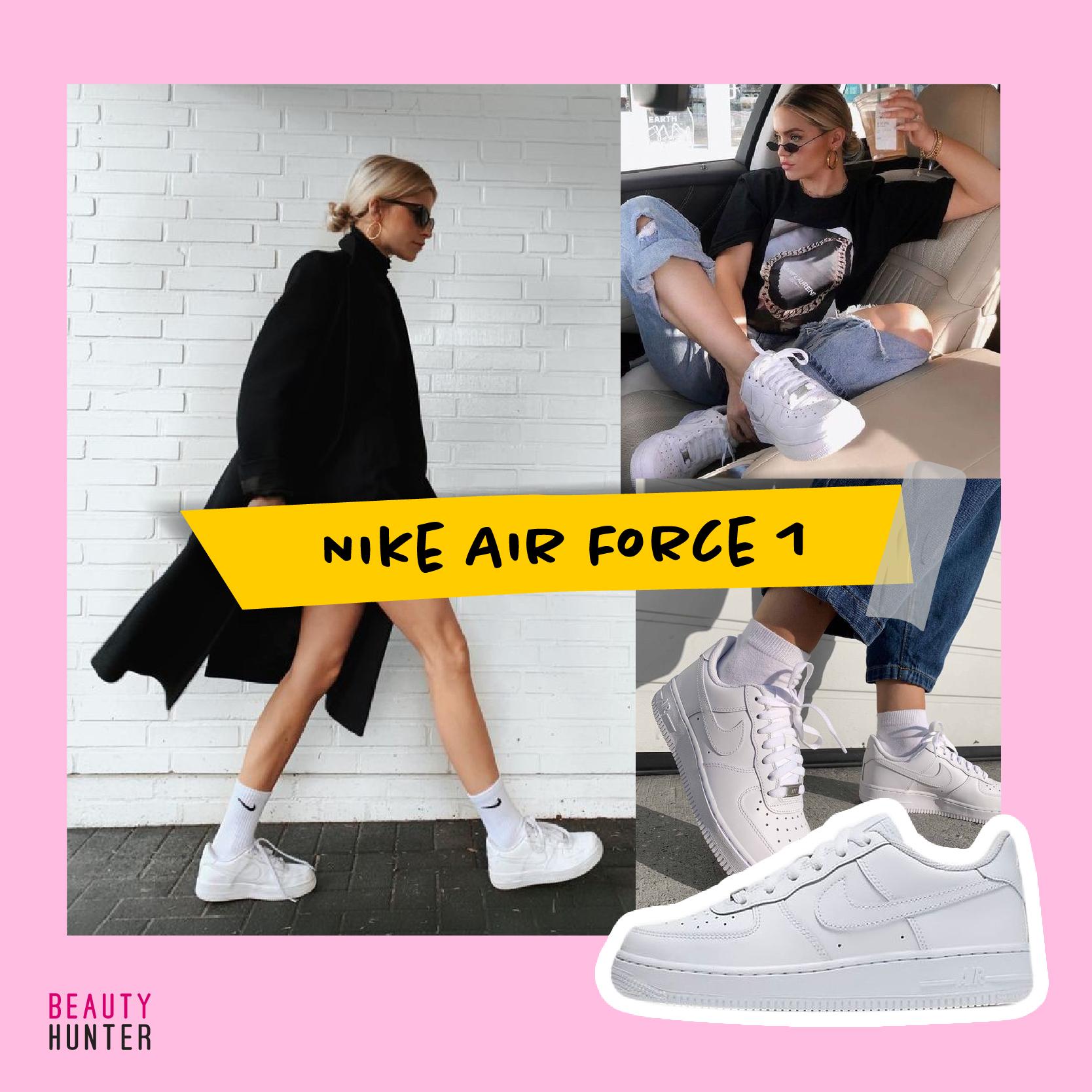 รองเท้าผ้าใบ Nike Air Force 1