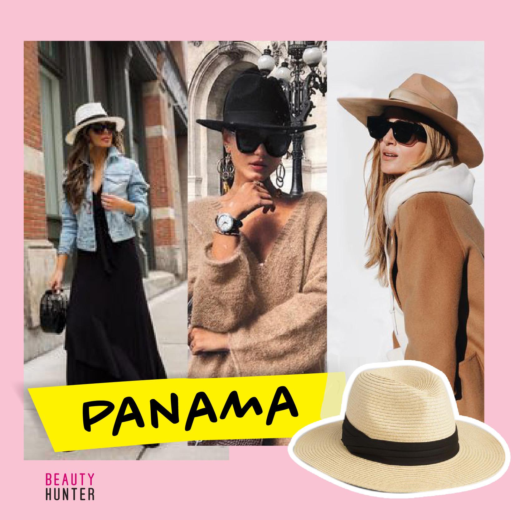 หมวก ปานามา panama